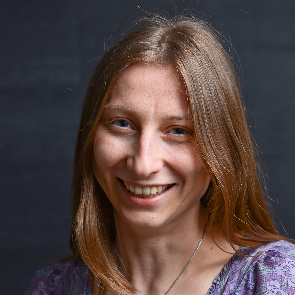 Ekaterina Vinnik, PhD